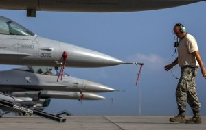 Az AirForce pilótái által feljegyzett problémák